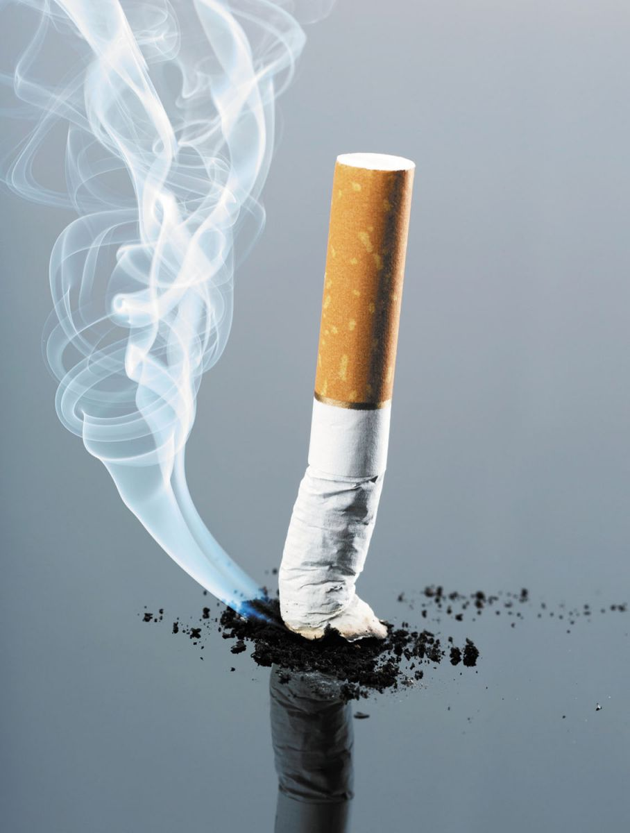 What a drag: The dangers of a daily cigarette