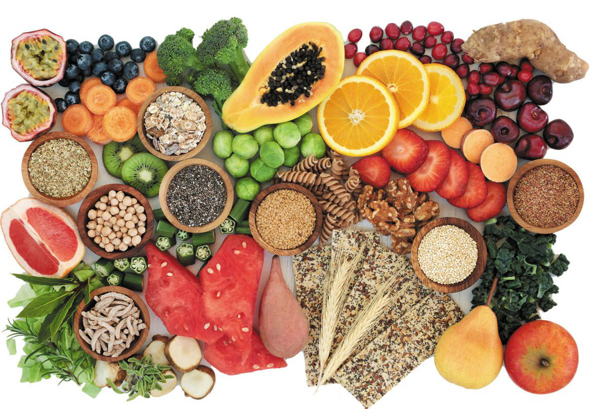 High-fiber diet protects against cardiovascular problems