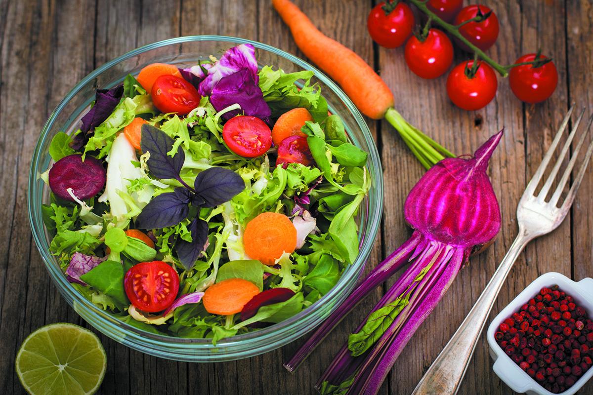 A Salad A Day Keeps Stroke Away Harvard Health