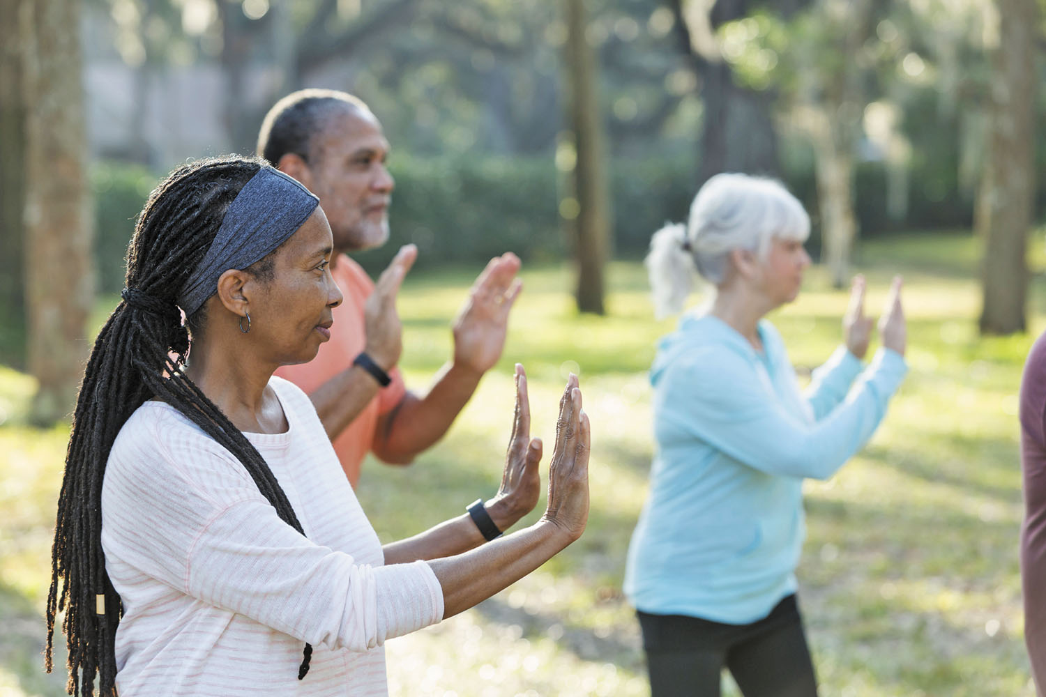Tai chi, the winner at warding off falls - Harvard Health