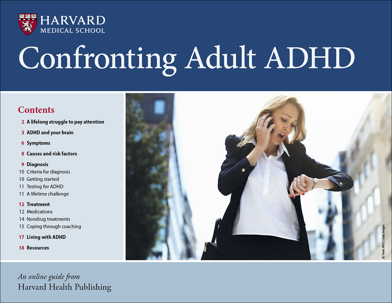 Confronting Adult ADHD Cover