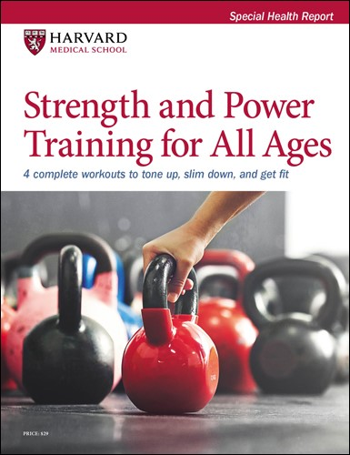 Strength and Power Training for All Ages