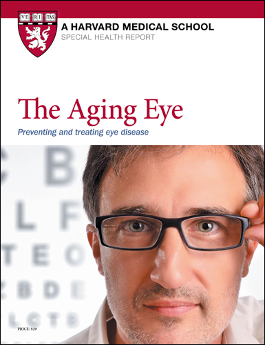 The Aging Eye: Preventing and treating eye disease Cover