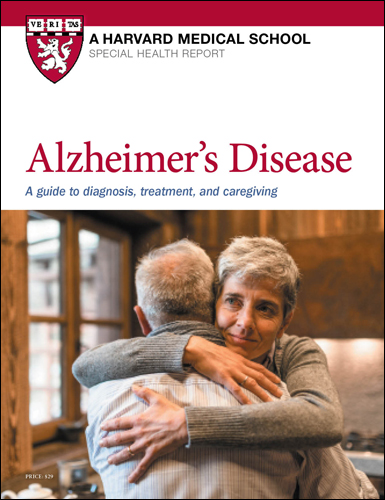 Alzheimer's Disease: A guide to diagnosis, treatment, and caregiving Cover