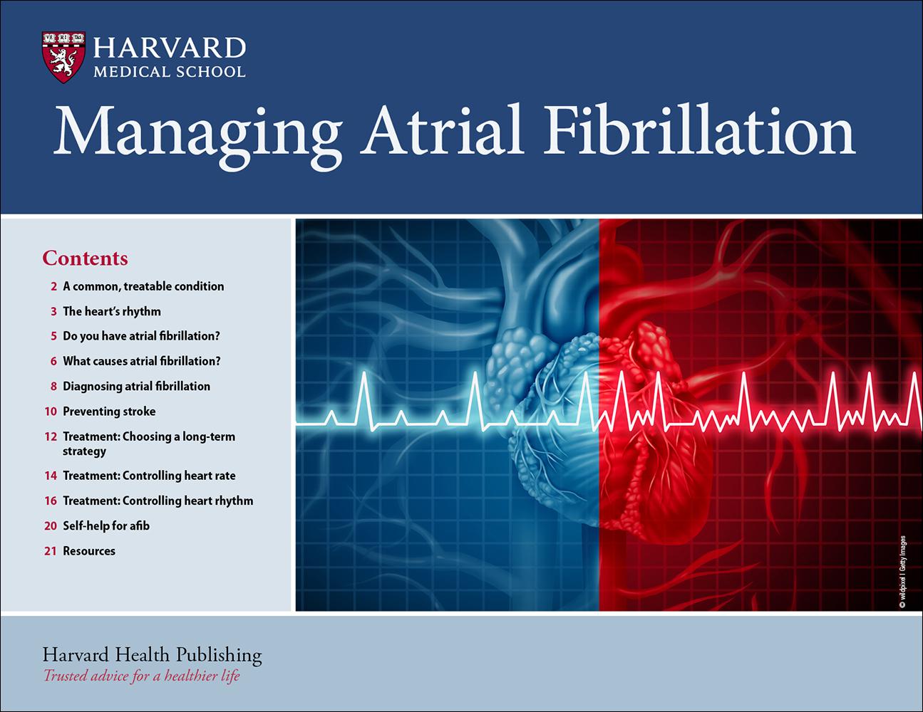 Managing Atrial Fibrillation