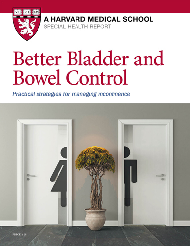 Better Bladder and Bowel Control: Practical strategies for managing incontinence Cover