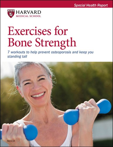Exercises for Bone Strength Cover