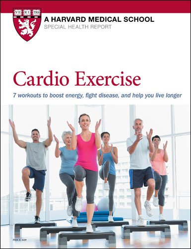 Cardio Exercise Cover