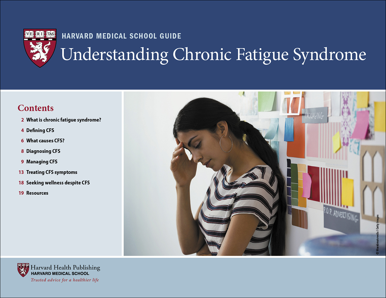 Understanding Chronic Fatigue Syndrome Cover