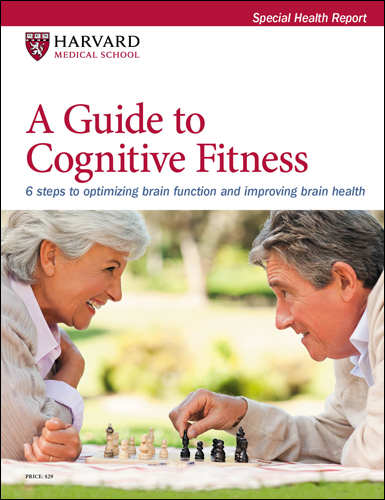 A Guide to Cognitive Fitness Cover