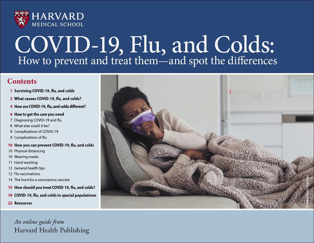 COVID-19, Flu, and Colds