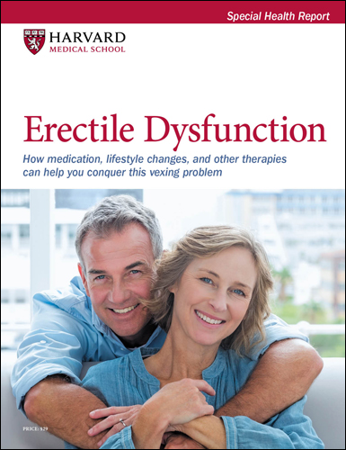 Erectile Dysfunction Cover