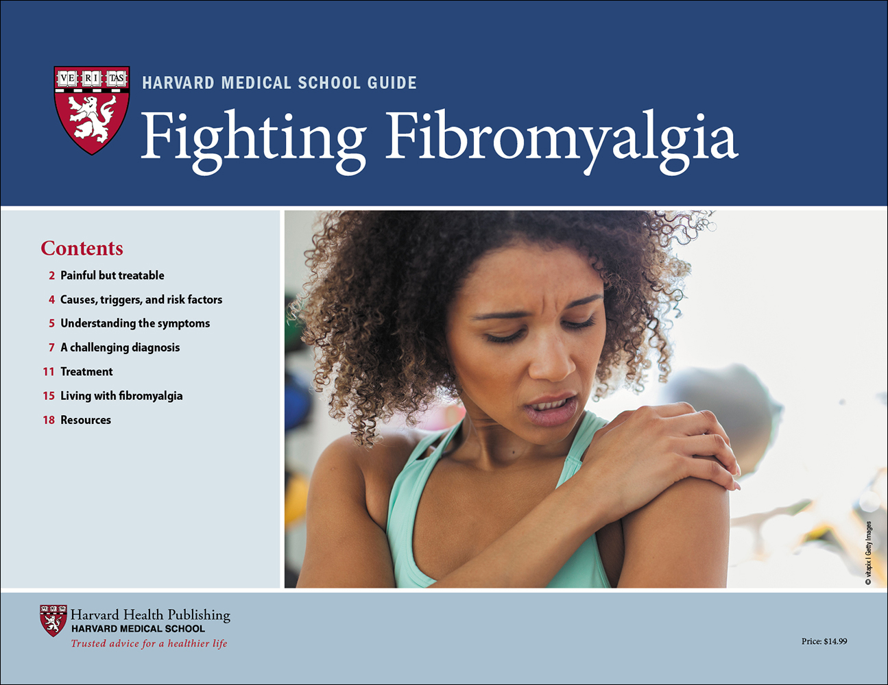 Fighting Fibromyalgia Cover