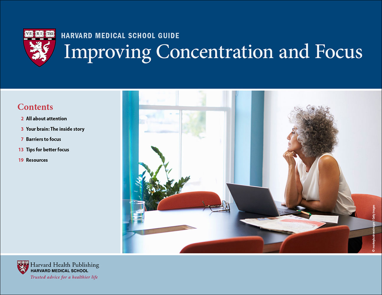 Improving Concentration and Focus Cover