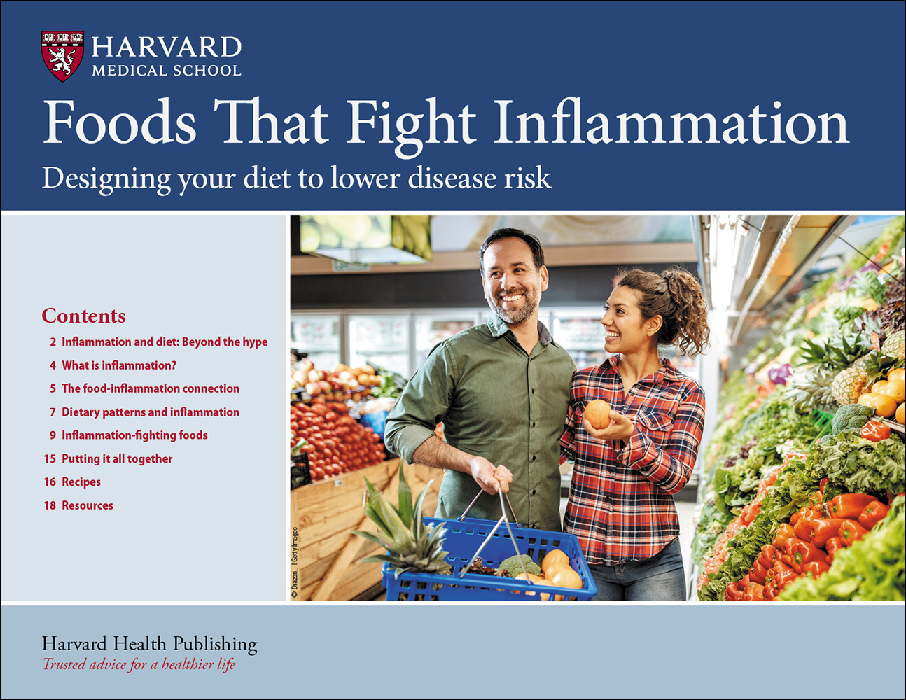 Foods that Fight Inflammation Cover