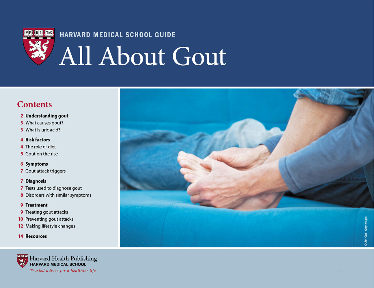 All About Gout Cover