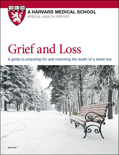 Grief and Loss: A guide to preparing for and mourning the death of a loved one Cover