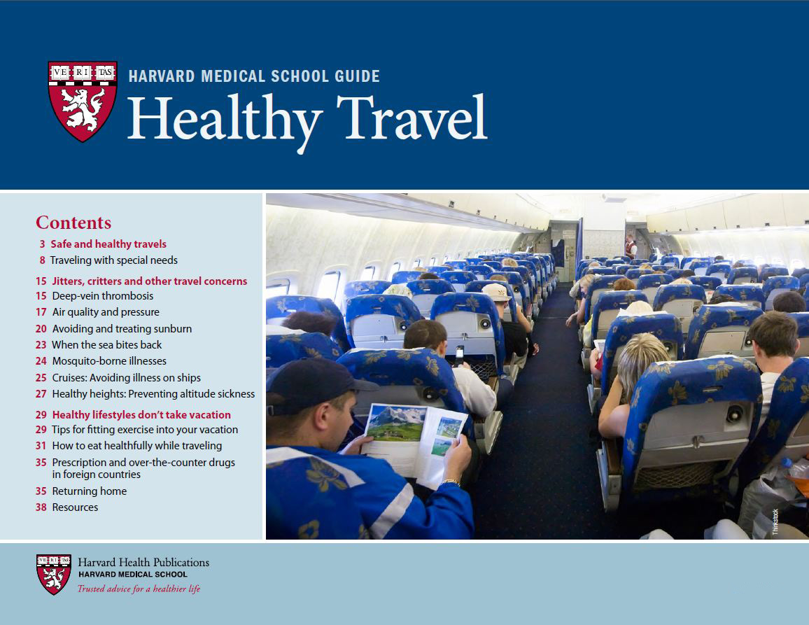 Healthy Travel Cover