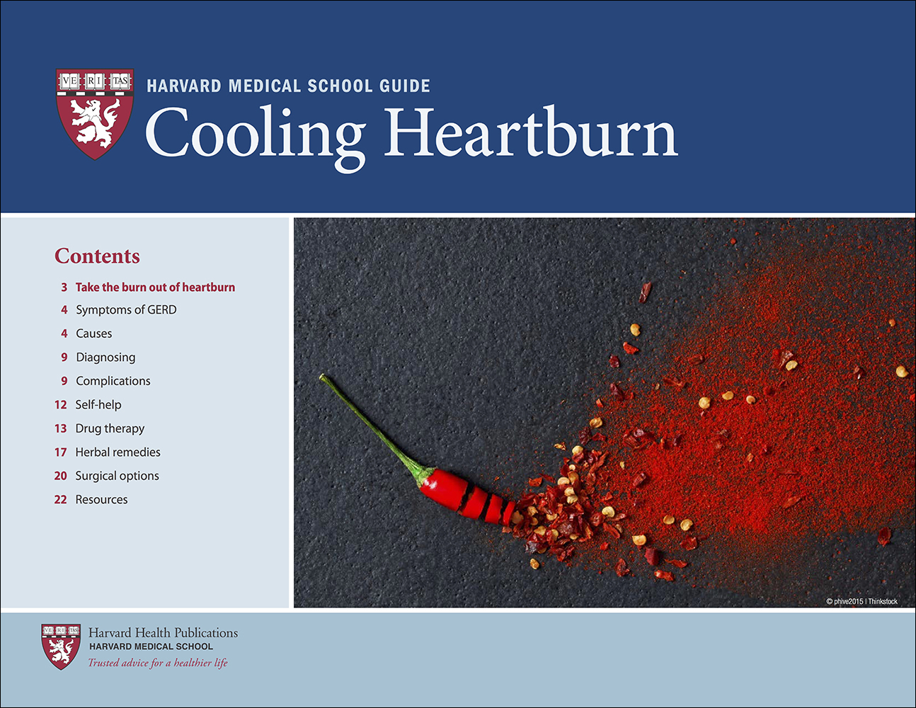 Cooling Heartburn Cover