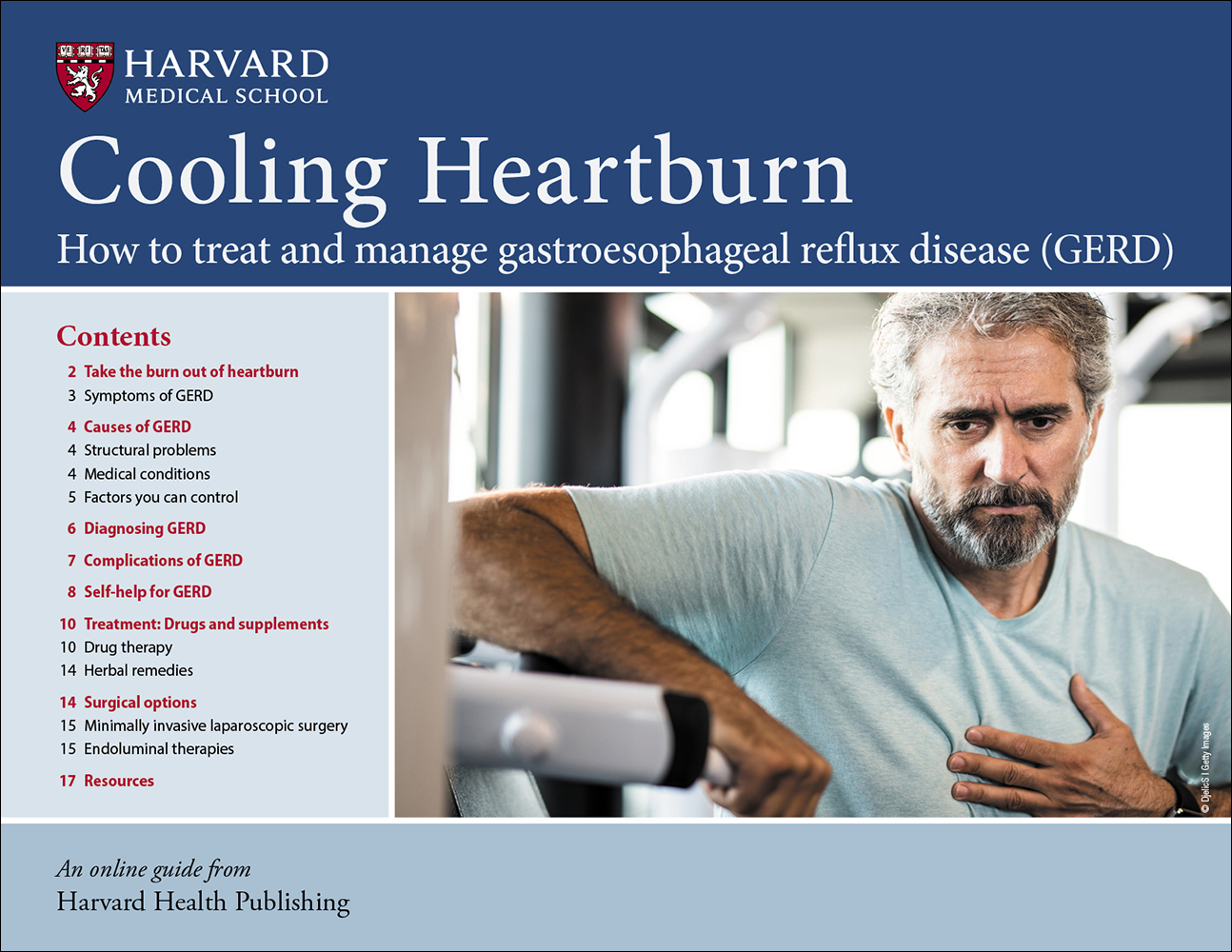 Cooling Heartburn