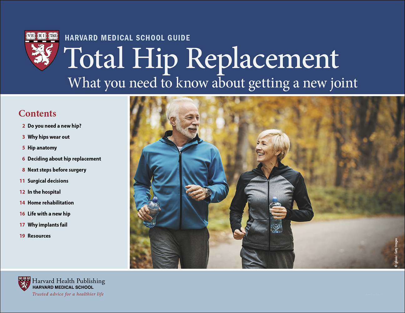 Total Hip Replacement Cover