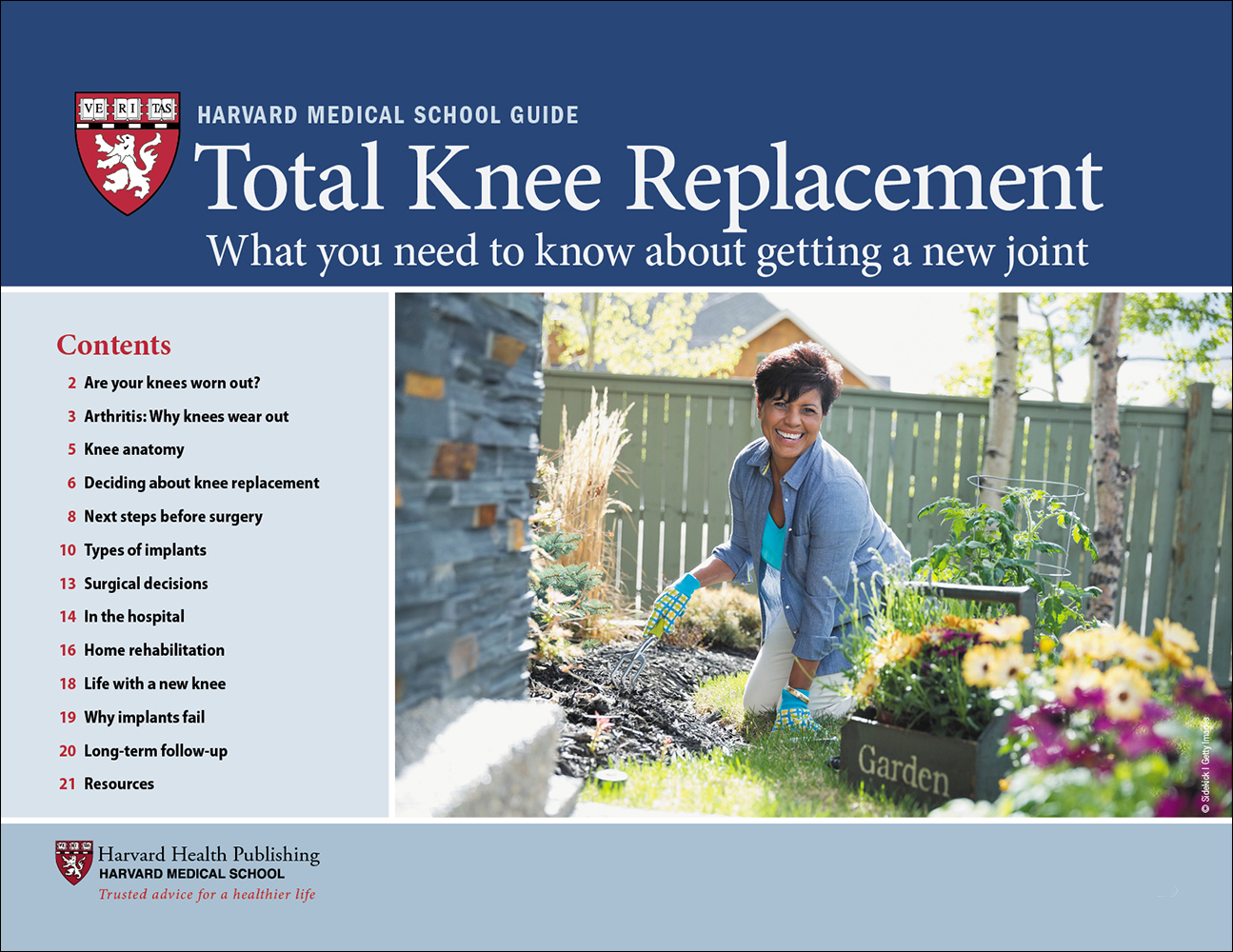 Total Knee Replacement Cover
