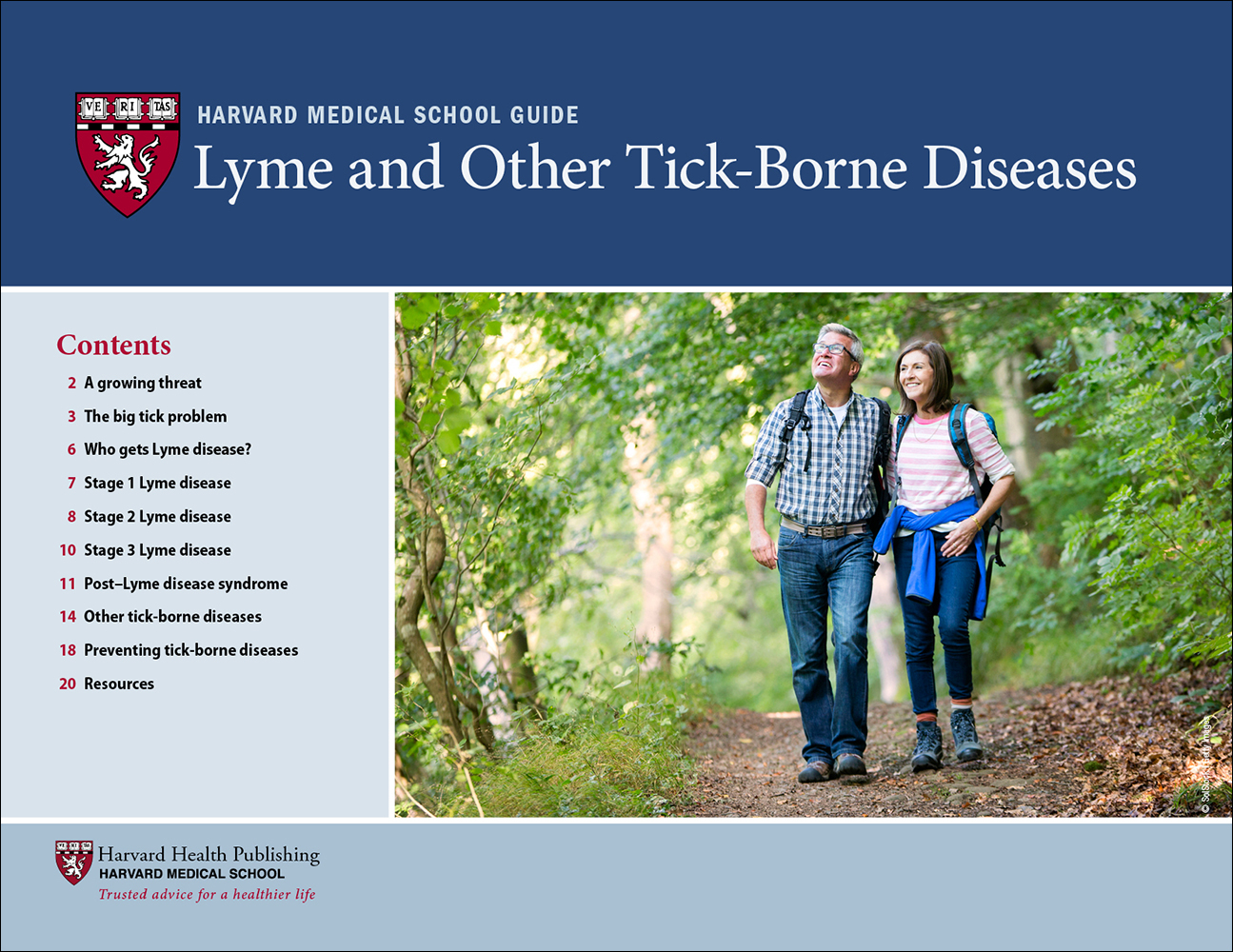 Lyme and Other Tick-Borne Diseases Cover