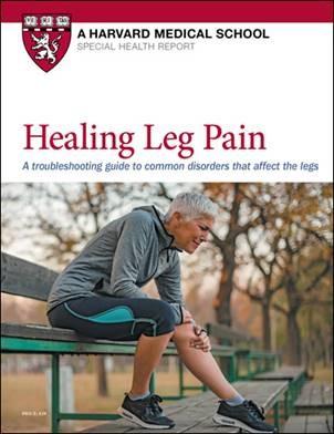 Healing Leg Pain Cover