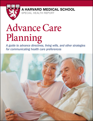 Advance Care Planning Cover