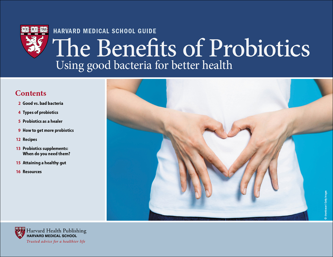 The Benefits of Probiotics: Using good bacteria for better health Cover
