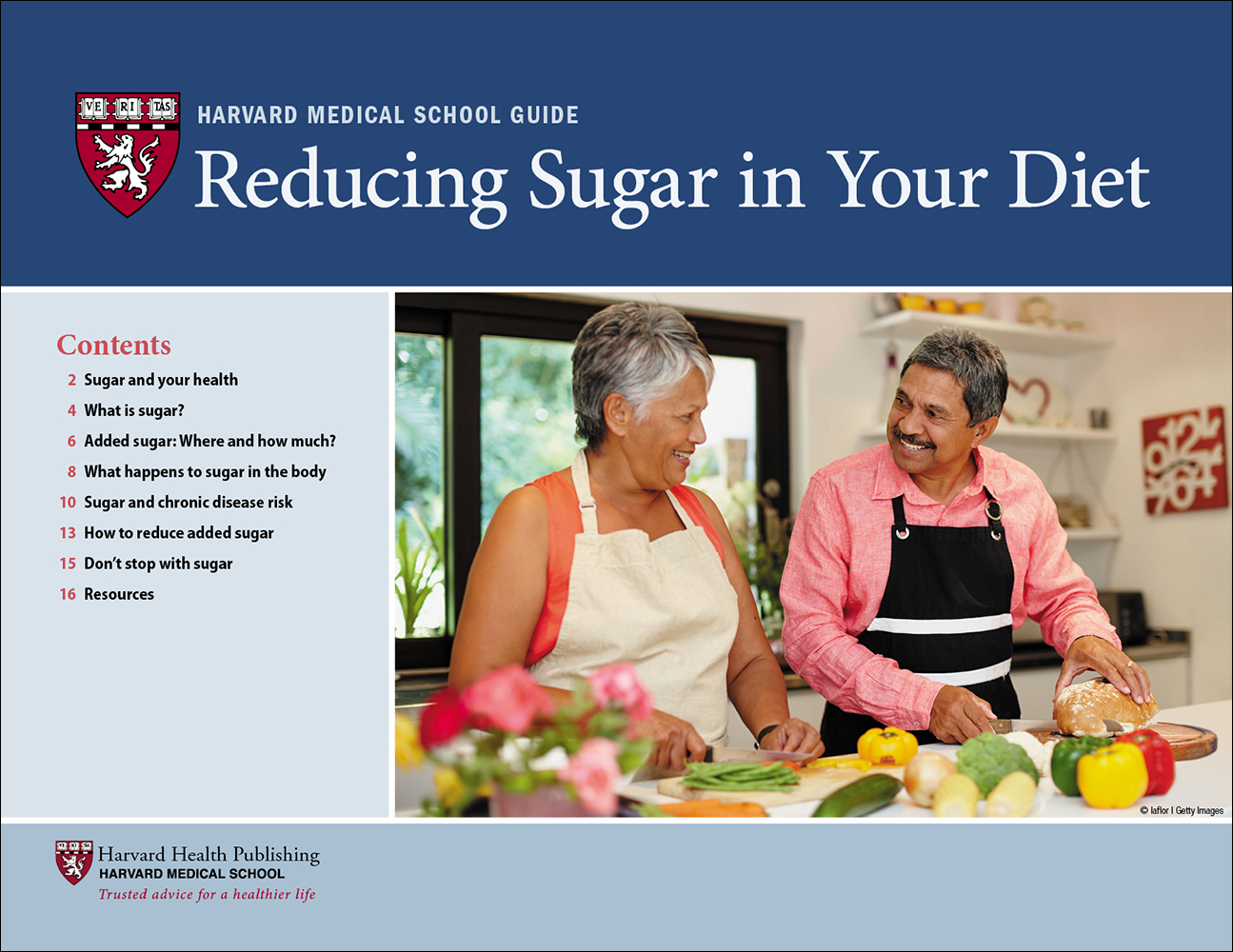Reducing Sugar in Your Diet Cover