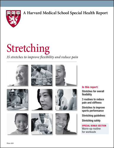 Stretching: 35 exercises to improve flexibility and reduce pain Cover