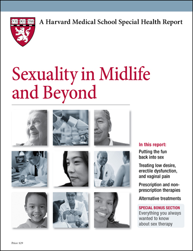 Sexuality in Midlife and Beyond Cover