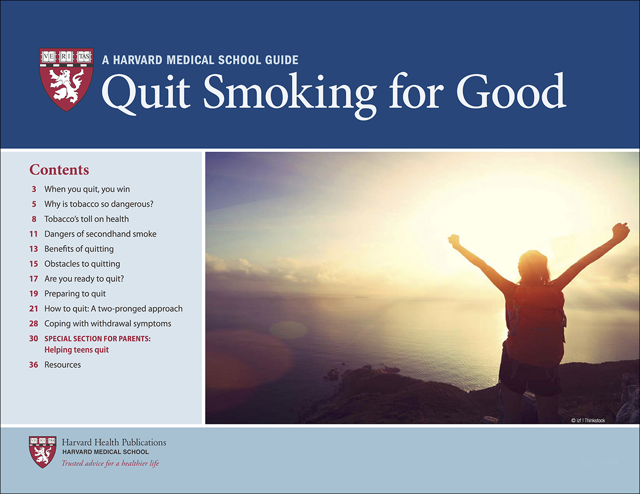 Quit Smoking for Good Cover