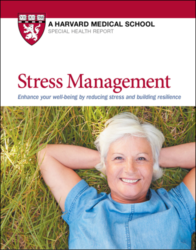 Stress Management: Enhance your well-being by reducing stress and building resilience Cover