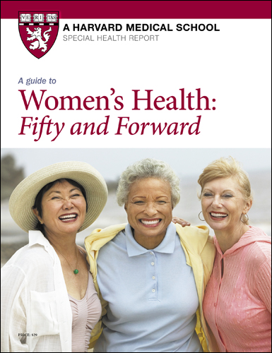 A Guide to Women's Health: Fifty and forward
