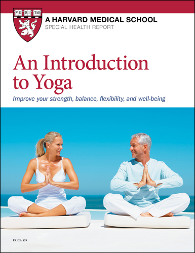 Introduction to Yoga Cover