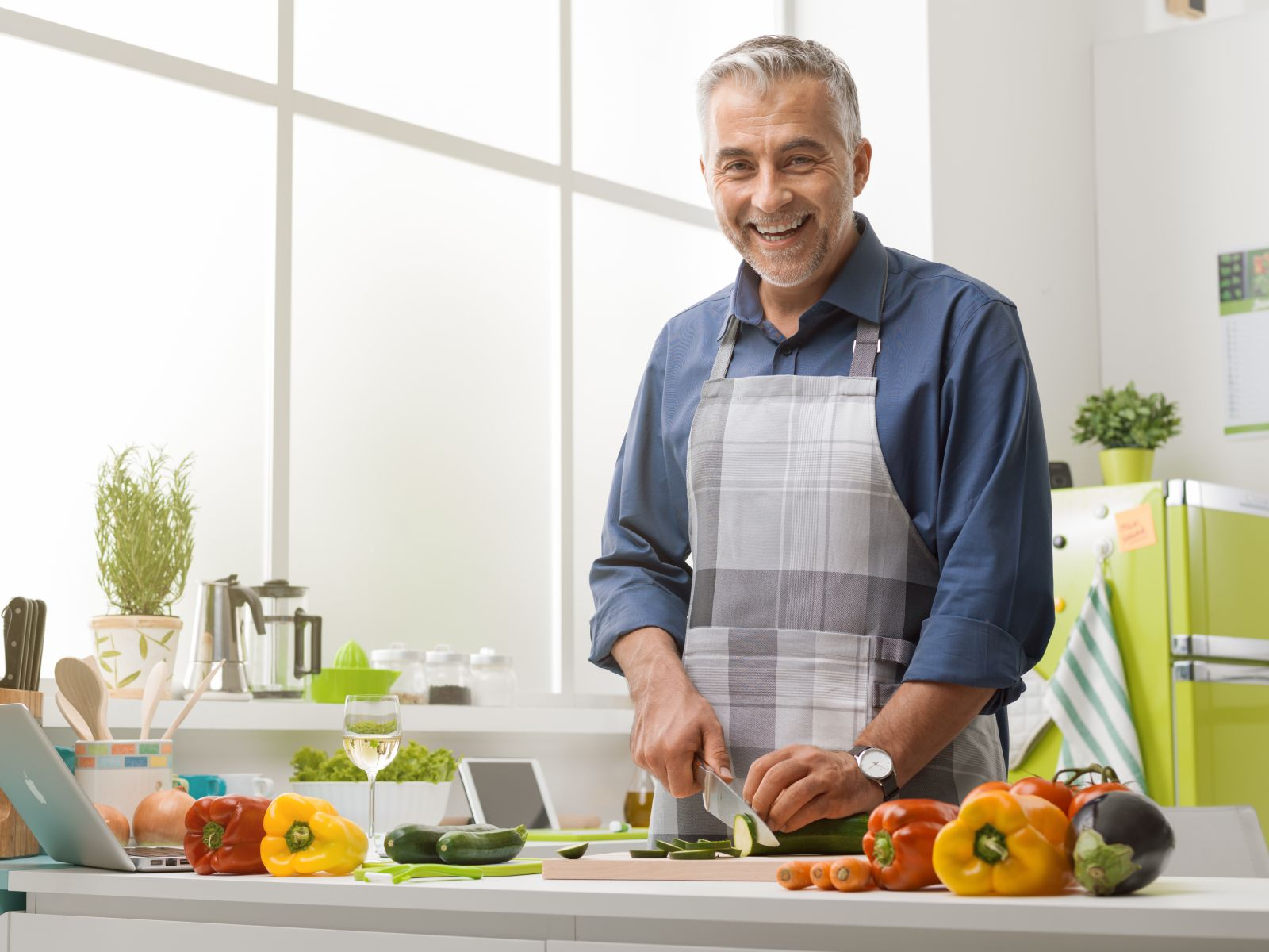 Can diet help fight prostate cancer?