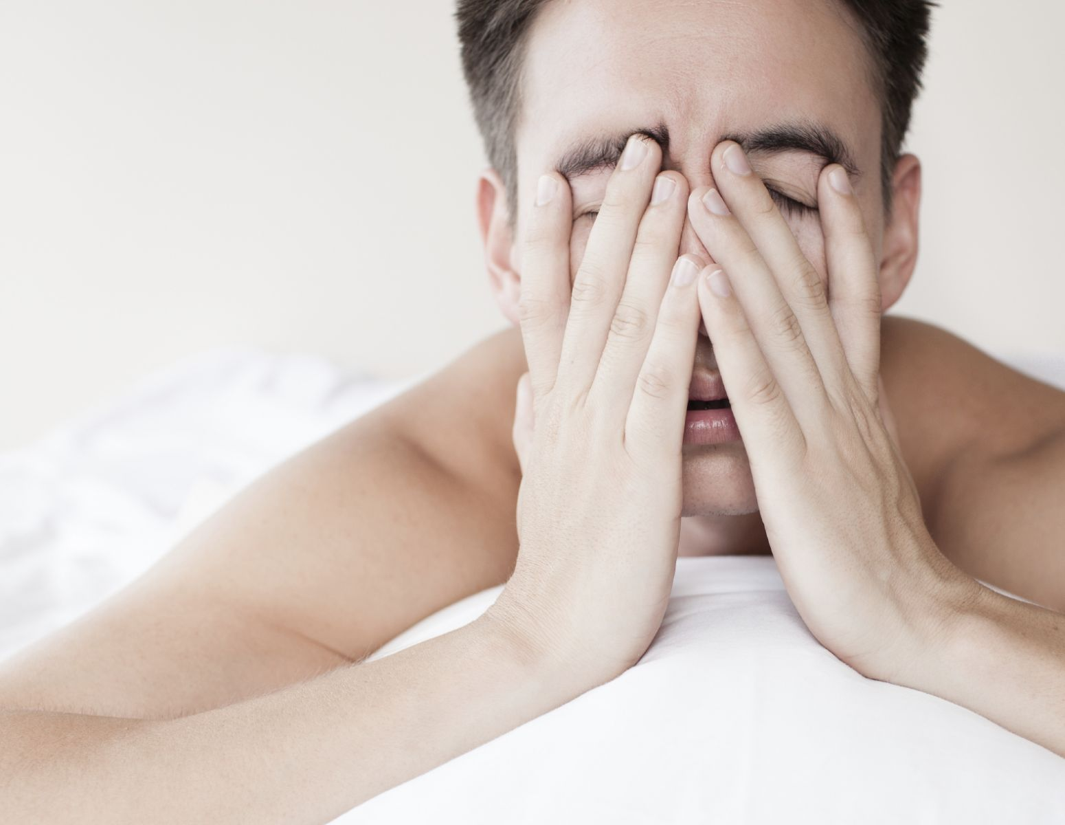 Awake at 3 a.m.? Strategies to get back to sleep