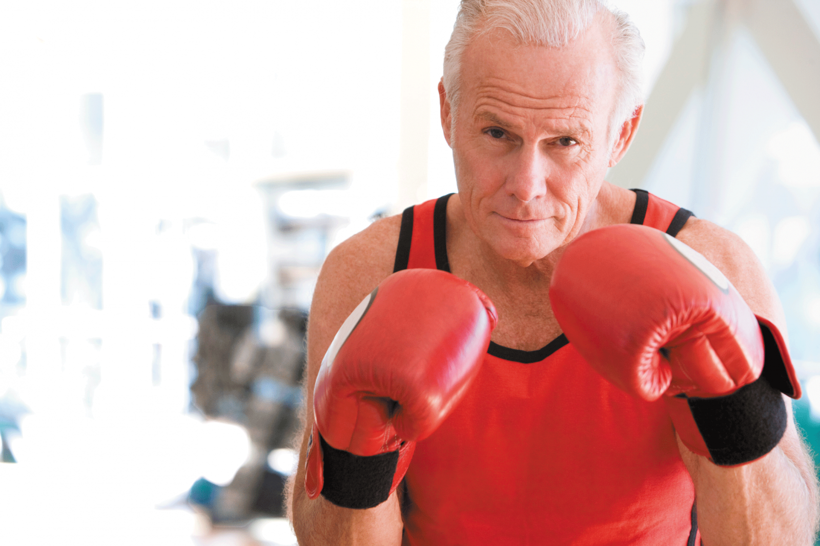 Punch up your exercise routine with fitness boxing - Harvard Health