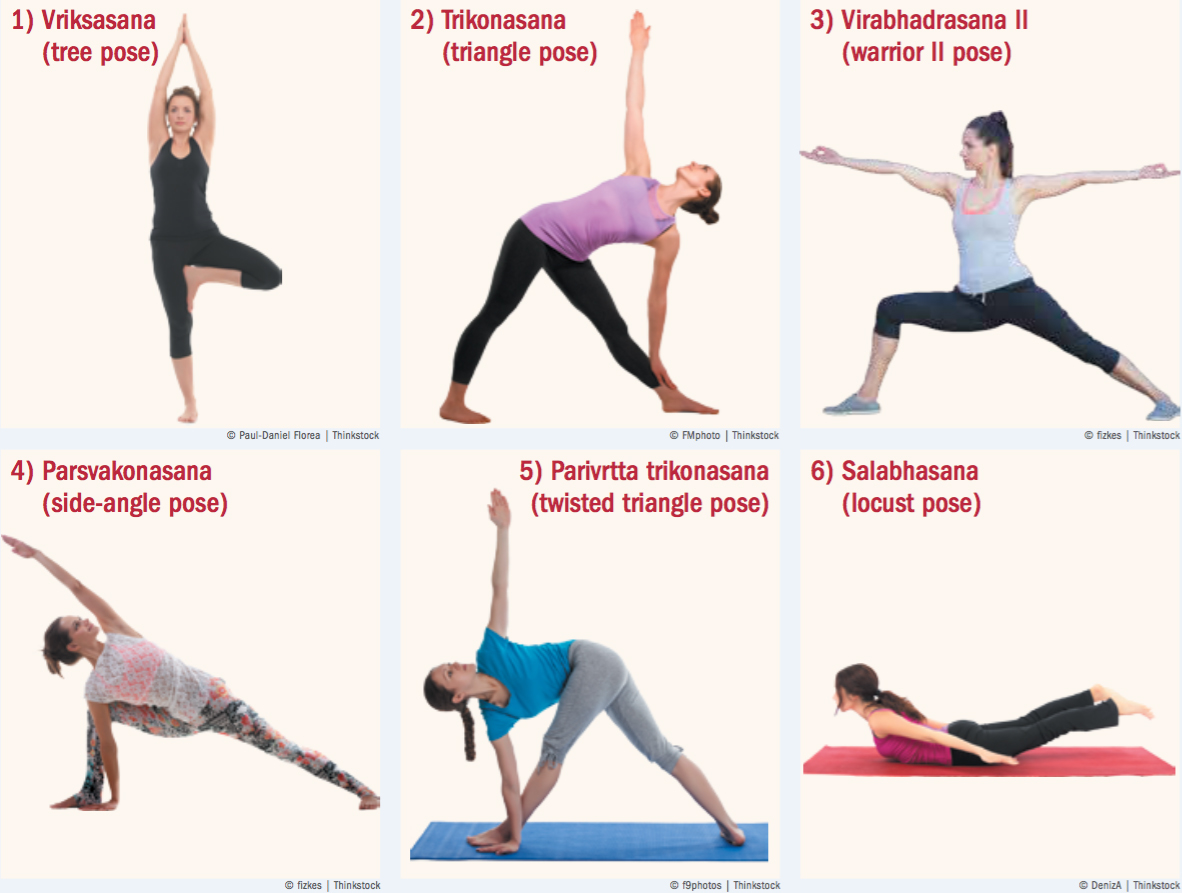 7 Ways to Prevent Exercise Injury pictures