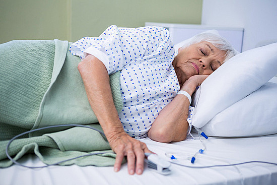 Getting sleep in the hospital featured image