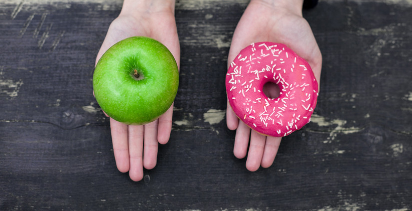 apple-and-donut