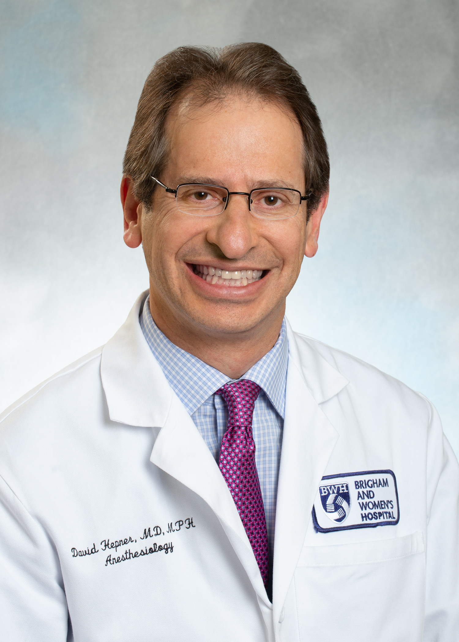 David Hepner, MD, MPH's avatar