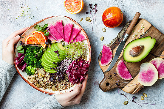 With a little planning, vegan diets can be a healthful choice featured image