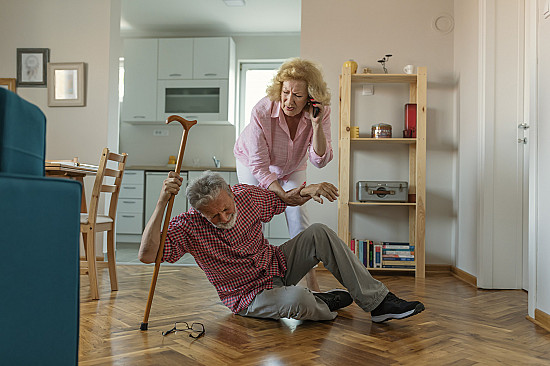 The role of our minds in the avoidance of falls featured image