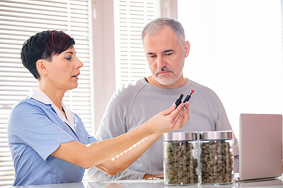 Older adults and medical marijuana: Reduced stigma and increased use featured image