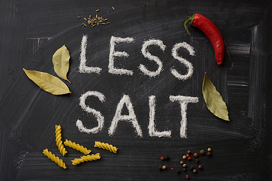 Home-cooked meals with less salt featured image