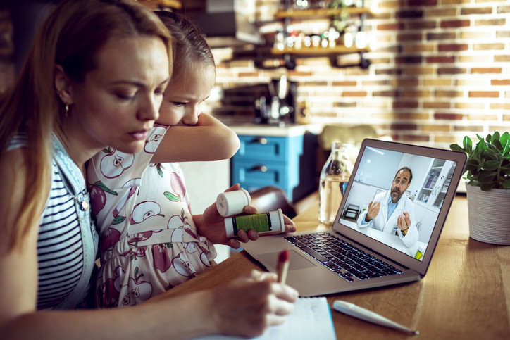 How to make the most of your child's telehealth visit