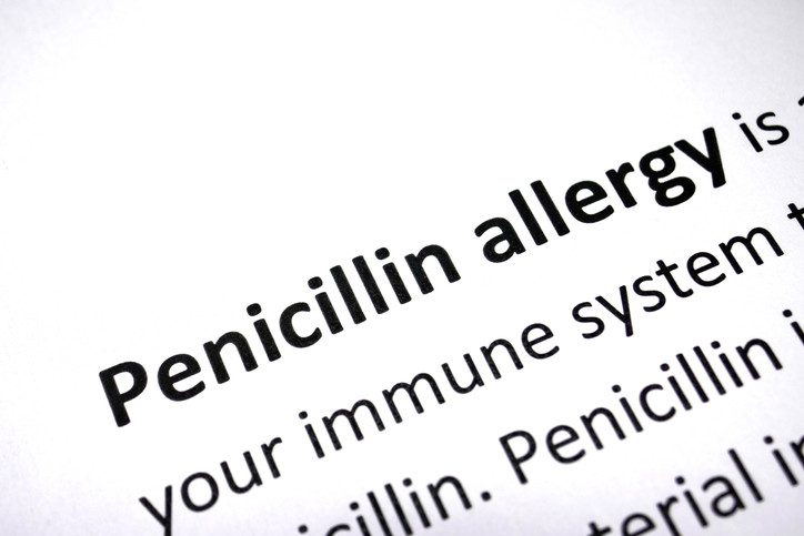 How can I know if my penicillin allergy is real?